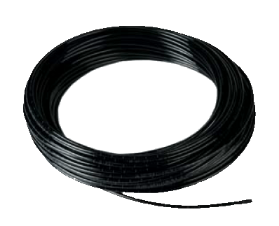 tube polyamide rigide