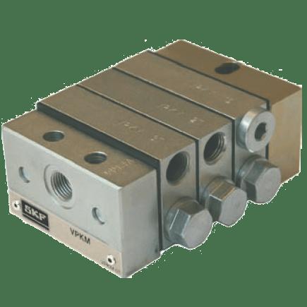 distributeur modulaire vpkm graissage centralise
